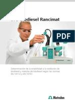 Prosp 873 Biodiesel Rancimat ES Web
