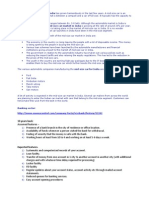 Notes PBM Assignment 2