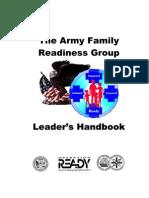 FRG Leaders Handbook