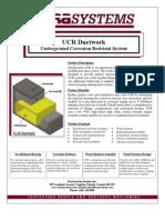 DuraSystems - DuraDuct UCR Brochure