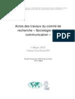 Actes Aislf Cr33 Namur 2010