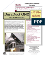 DuraSystems - DuraDuct GNX Brochure