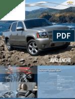 Avalanche Brochure