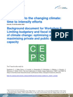 Ws 6 Background Document Adaptation Conference Nov 2010