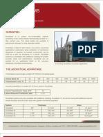 DuraSystems - DuraSteel Acoustical Brochure