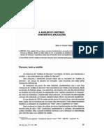 Analise Do Discurso - Texto Drumond