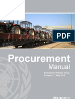 Procurement Manual Rev3 1-May-2010[1]