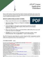 ATLS Course List 2010 (1)