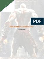 God Of War II Walkthrough