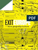 Exit Europe - Nove geografije kulture