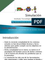Simulación UI