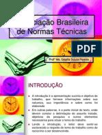Associação Brasileira de Normas Técnicas AULA 2