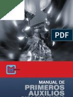 Manual Primeros Auxilios 2010