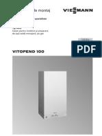 Vitopend 100 WH0 Montaj Si Service