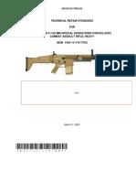 SCAR MK 17 TechnicalRepairStandard Redacted