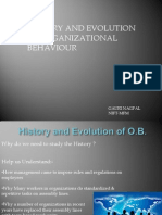 History of OBfinal