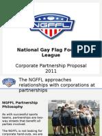 NGFFL Partnership Proposal 2011
