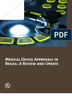 Medical Device Approvals in Brazil
