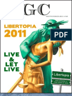 DGCMagazine Libertopia Issue September 2011