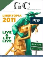 DGCMagazine Libertopia Issue September 2011
