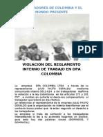 Violacion Del to Interno en Dpa Colombia[1]