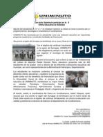 Uniminuto participa del II Encuentro Educativo Arbeláez