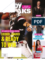 Columbia, Study Breaks Magazine, September 2011