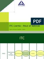 ITC MoS Presentation
