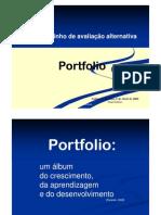 Avaliar Com Portflio