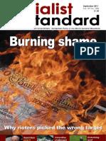 Socialist Standard September 2011