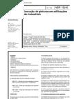 NBR 13245 - 1995 Execução de pinturas em edificações não industriais - Procedimento