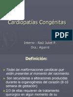 cardiopatia congenita cianotica