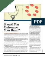 Case Outsource Ur Brain