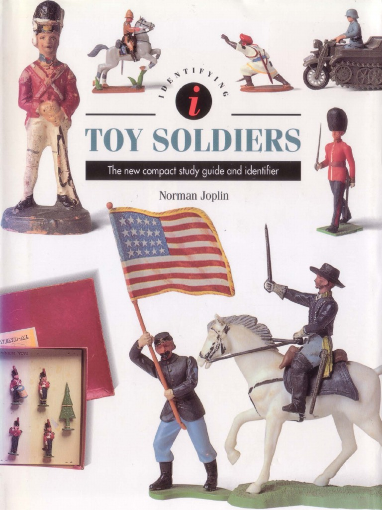 Toy Soldiers Toys Unrest