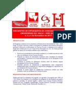 Información Encuentro ECS