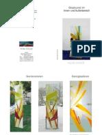 Folder Glaskunst