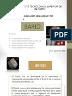 Metal Bario