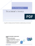 Teacher's Tools for printable worksheets