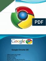 43116426 Google Chrome OS Ppt