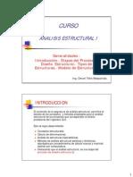 analisis estructural etapas del proceso de diseño