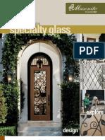 Masonite Specialty Glass Brochure
