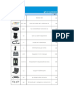 Sennheiser Price List 2010