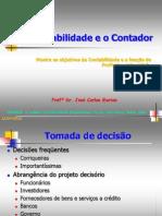 Cap 01- A Contabilidade e o Contador