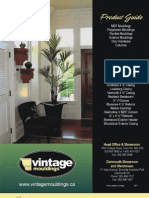Vintage Moldings Catalogue