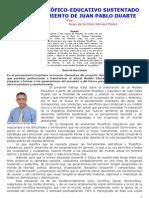 MODELO EDUCATIVO SUSTENTADO EN EL PENSAMIENTO FILOSÓFICO