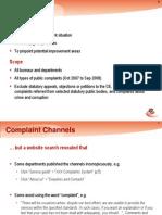 Cmps 20081211a Complaints Handling-2008 Government Survey