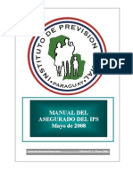 Manual Del Asegurado Del Ips