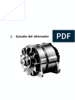 Curso de Electric Id Ad Del Automovil Estudio Del Alternador