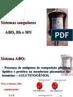 Sistema Sanguineo - FEPECS 5 e 6