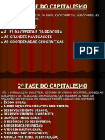 As Fases Do Capitalismo